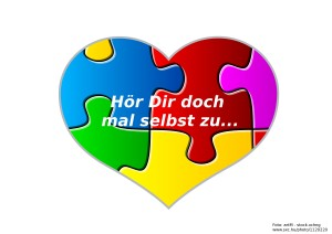 Hoer mal selbst Puzzleherz - artM - stock.xchng - 08.10.11