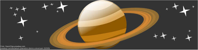 Saturn OpenClips-pixabay.com saturn-152931_1280 28.12.13